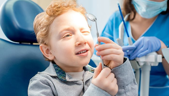 Children's First Visit | Dentistry in Bolton